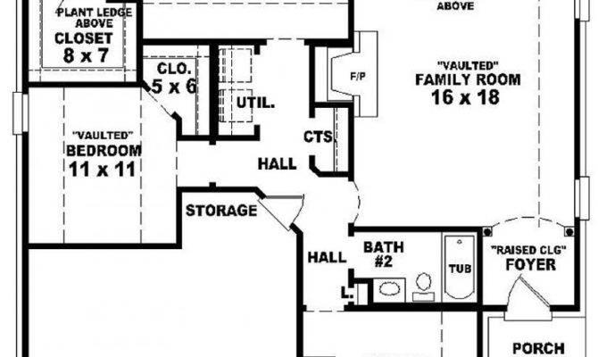 Smart Home Cor Idea Bedroom Bath House Plans