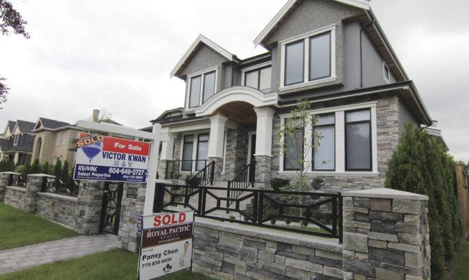 Soaring Prices Have Trapped Canadians Their Homes Bank