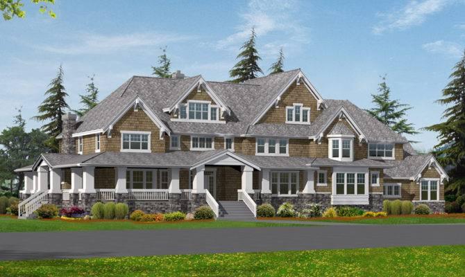 Sofala Luxury Craftsman Home Plan House Plans