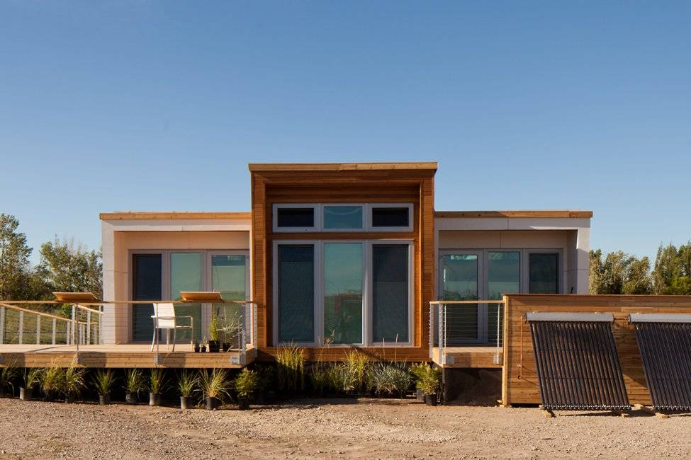 Solar Decathlon Borealis Small House Shared