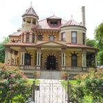 Some Homes Had Victorian Air Them