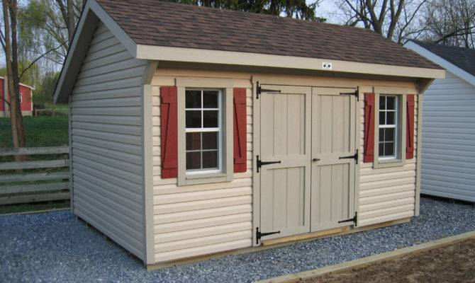 Some Simple Storage Shed Designs Cool Design