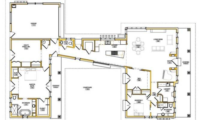 Sonoma Passive House Retrofit Floor Plan