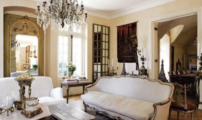 Sophisticated French Style House Decorating Decoholic