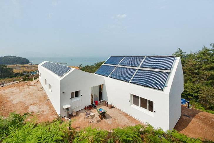 Sosoljip Self Sufficient Zero Energy House