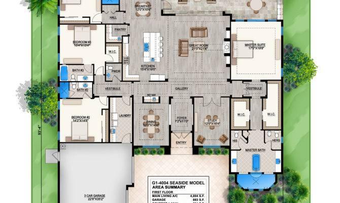 South Florida Designs Coastal Contemporary Floor Home
