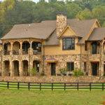 Southern Country Richard Padgham Fine Custom Homes