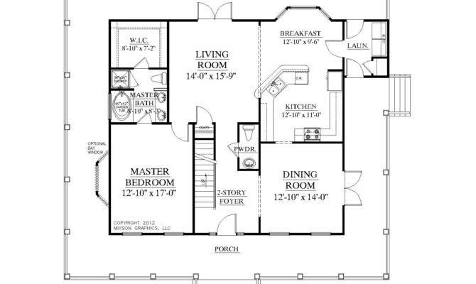 Southern Heritage Home Designs House Plan Ashland