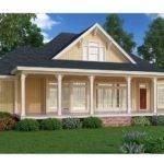 Southern House Plans Ranch Plan