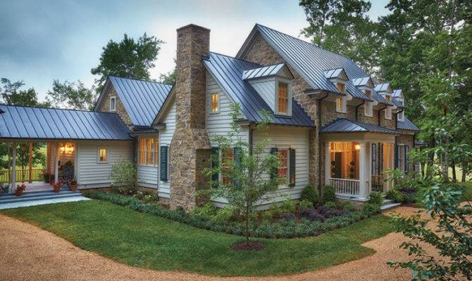 Southern Living Floor Plans Farmhouse Revival Plan