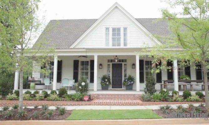 Southern Living One Story House Plans Modern Style Home