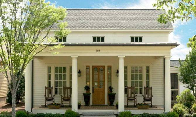 Southern Living Small House Plans Beautiful
