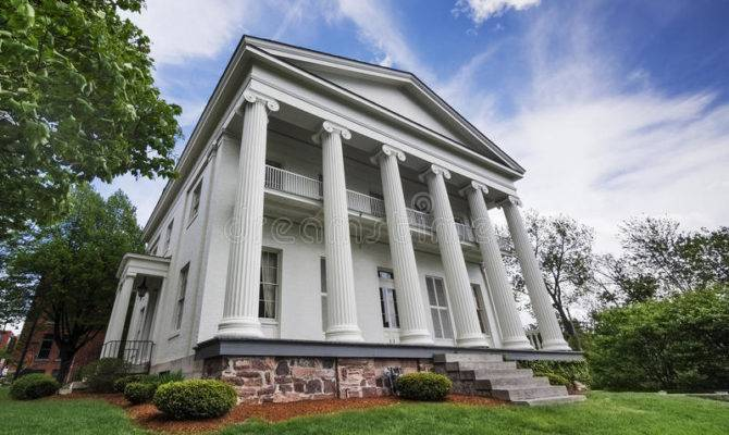 Southern Mansion South Architecture