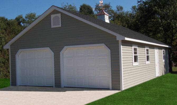 Southern Maryland Garage Shed
