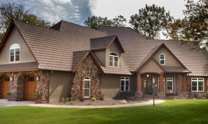 Southern Minnesota Rustic Craftsman Custom Home
