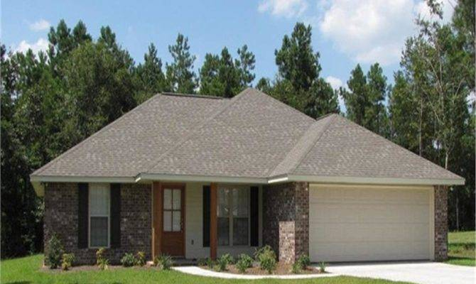 Southern Ranch Home Bedrooms House Plan