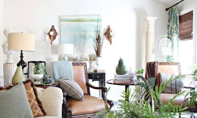 Southern Style Living Room Details Make Pinterest