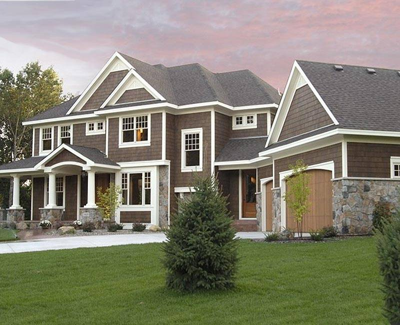 Southern Traditional Custom Home Plans