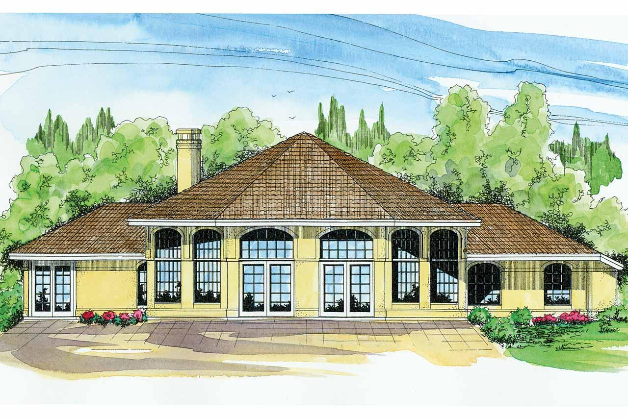 Southwest House Plans Sierra Associated Designs