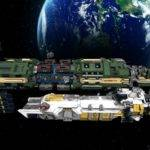 Space Engineers Mammoth Capital Ship Robotic Eviscerator