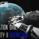 Space Engineers Simplicity Exploration Ship Tour Blueprint