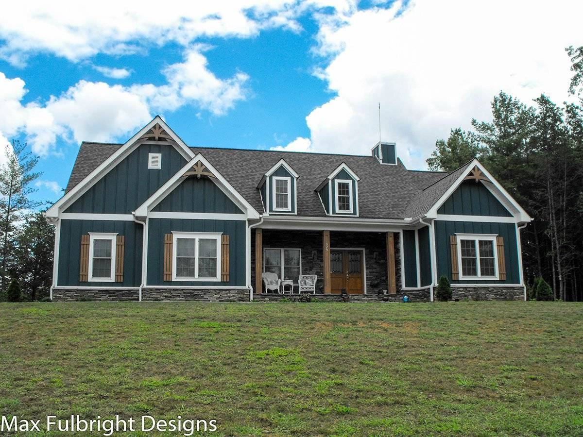 Spacious Best Country House Plans Ideas Pinterest Style