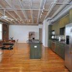 Spacious Loft Historic Downtown Building Great Open Floor Plan