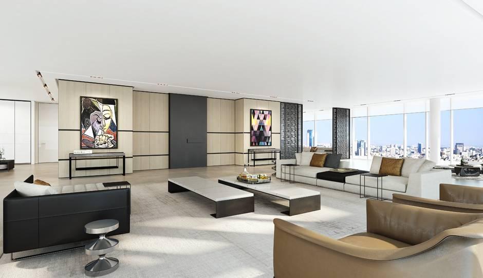Spacious Modern Apartment Residence