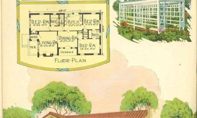Spanish Bungalow House Plans Escortsea