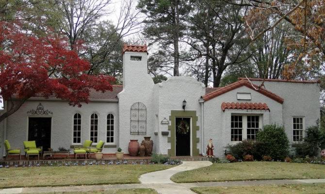 Spanish Mission Style Home Homewood Alabama Flickr Sharing