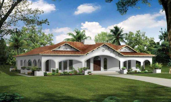 Spanish Ranch Style Homes Ideas Decorating