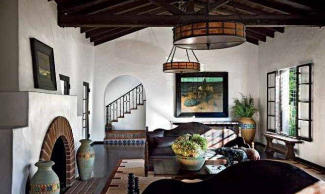 Spanish Style Homes Interior Decorating Google Search