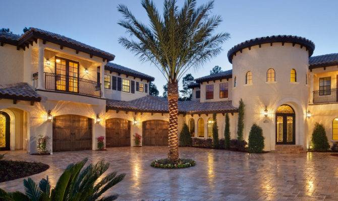 Spanish Style House Learn Replacement Windows Doors