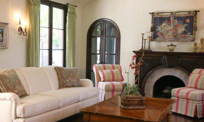 Spanish Style Interior Design Styles Color Schemes Home