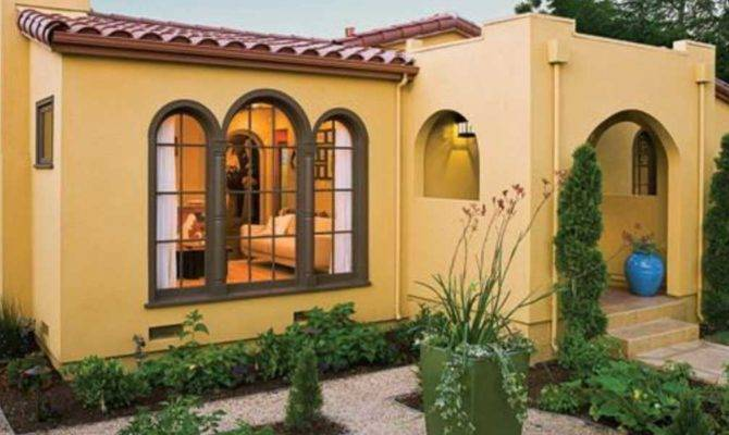 Spanish Style Modular Homes Courtyards Stonerockery