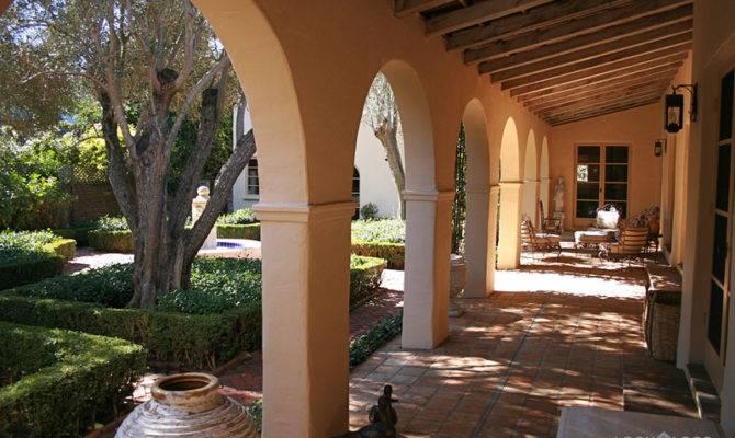 Spanish Style Oasis Palo Alto Hooked Houses