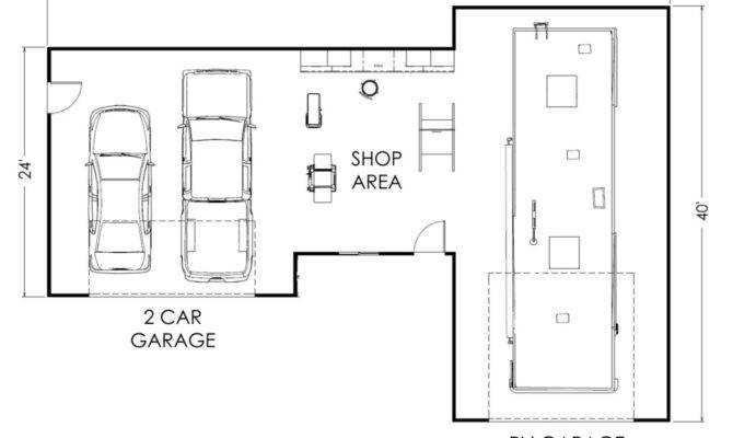 Specialty Garage True Built Home Pacific Northwest