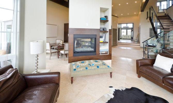 Spectacular Fireplace Center Room House Plans