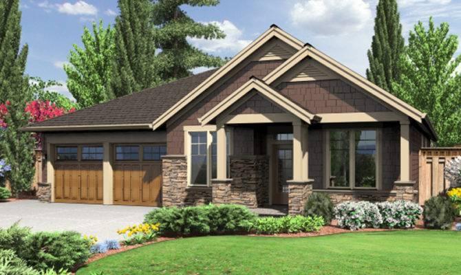 Spectacular Rustic Craftsman Home Plans Building