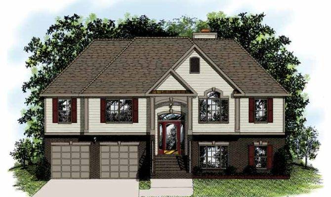 Split Foyer House Plans Home Design Style