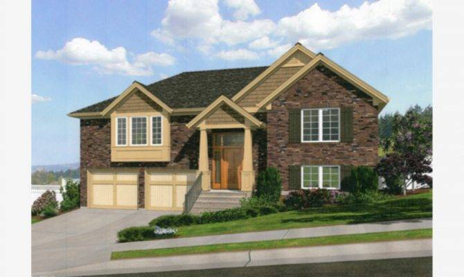 Split Foyer House Plans Home