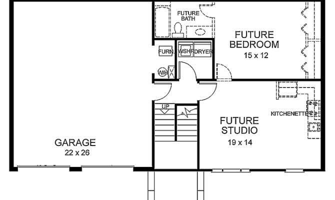 Split Foyer House Plans