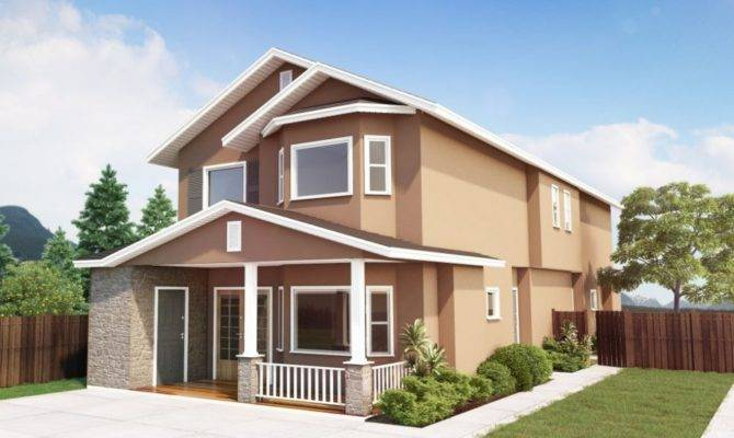 Split House Plans More Discretion Houz Buzz