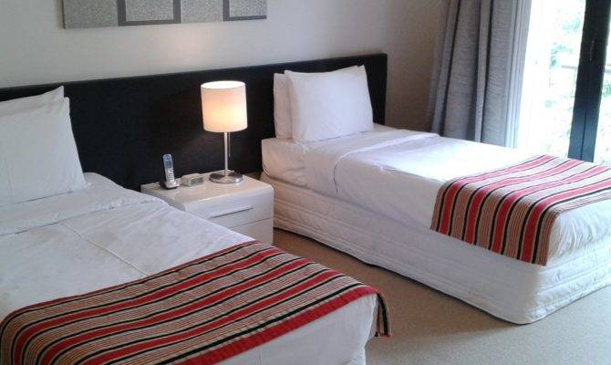 Split Level Bedroom Second Bed