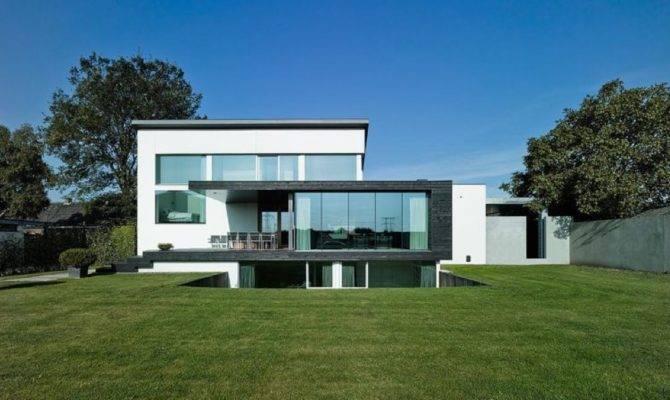 Split Level Home Designs Contemporary