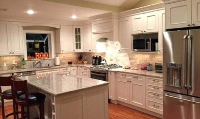 Split Level Home Kitchen Renovation Design Ideas