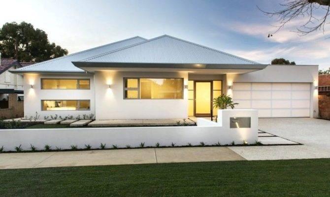 Split Level Homes Residence Contemporary Exterior