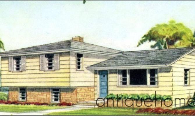 Split Level House Plan Liberty Kit Homes More