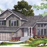 Split Level House Plans Designs Builderhouseplans