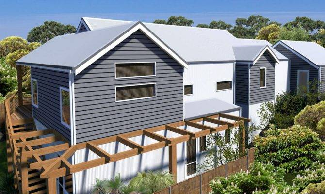 Split Level Kit Homes Ideas House Plans
